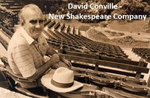 david conville new shakespeare company