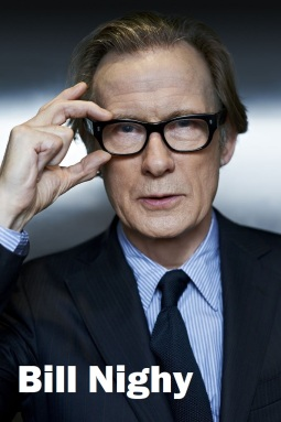 Bill Nighy by Charlie Gray